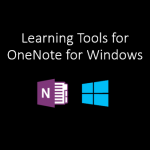 OneNote_LearningTools