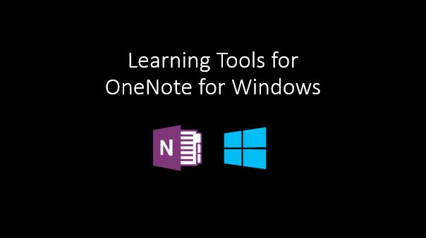 Logos de OneNote et de Windows