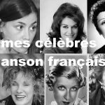 Les femmes célèbres de la chanson française